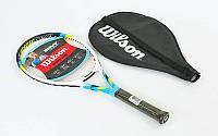 Ракетка для большого тенниса WILSON WRT316500-4 ENVY COMP RKT grip 4