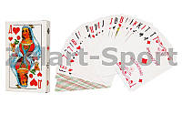 Игральные карты с ламинированным покрытием 9811 (колода в 36 листов, толщина-0,1мм)
