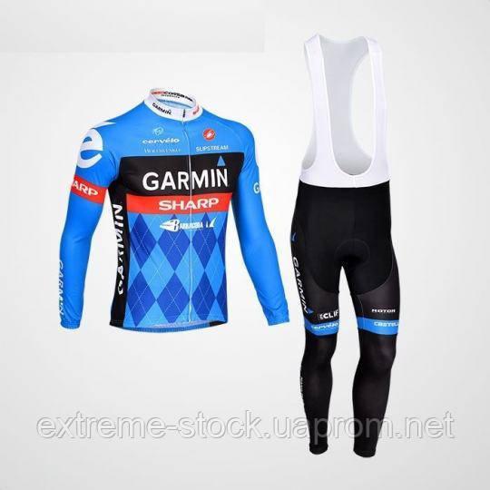 Велоформа демисезонная Garmin 2013 XL