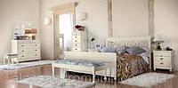 Кровать с орнаментом Вourbon Beaujolais Bianco (Бурбон), Румыния, фото 1