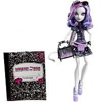 Кукла Monster High Catrine De Mew Scaris Катрин Де Мяу Скариж Париж Город Страхов
