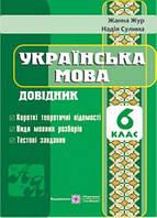 Довідник з української мови. 8 кл.