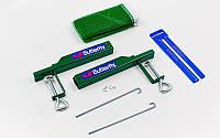 Сетка для настольного тенниса с винтовым креплением ButterflyTERFLY 70260136 (металл, NY, упак. блистер)