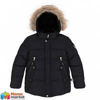 Зимняя куртка для мальчика Deux par Deux W54 , цвет 999. Коллекция 2018!
