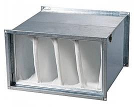 Карманный фильтр ВЕНТС ФБК 400х200-5, VENTS ФБК 400х200-5 для прямоугольных каналов