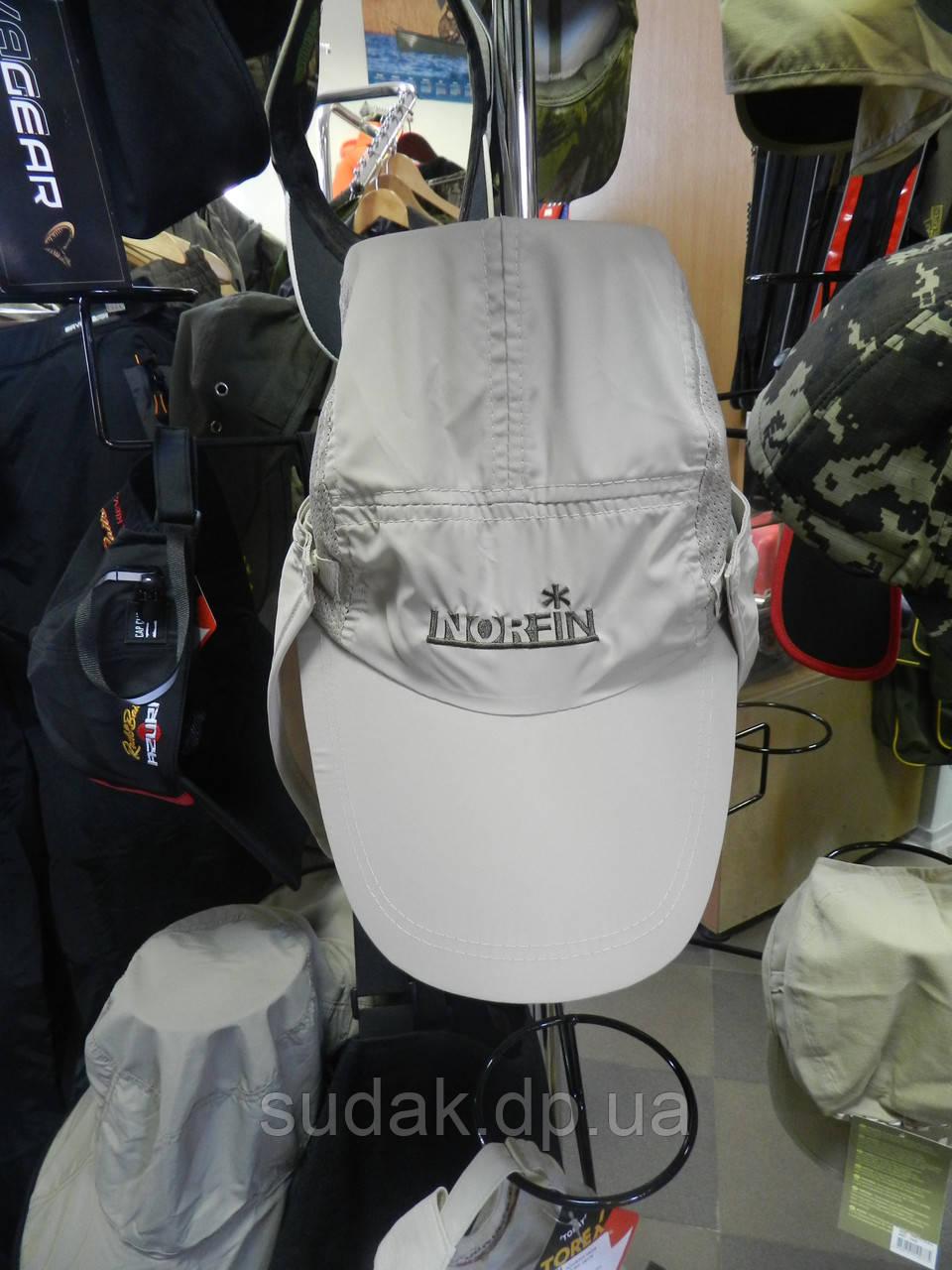 Кепка Norfin с защитой шеи от солнца