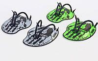 Лопатки для плавания гребные ARENA AR-95232 VORTEX EVOLUTION PAdidasDLE(TPR, силикон, р-р M-L, цвета в ассорт)