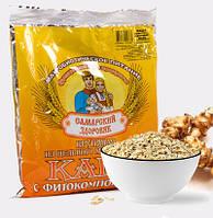 Каша самарский здоровяк №48 *Пшенично-овсяная со льном и топинамбуром*