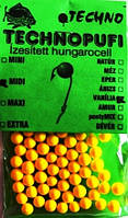 Пенопласт Techno pufi с запахом Ванили, midi (4-6мм), фото 1