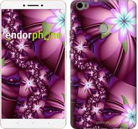 "Чехол на Xiaomi Mi Max Цветочная мозаика ""1961c-275-744"""
