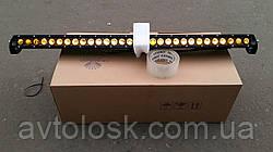Светодиодная LED балка 800 мм.Желтый свет-новинка 200 ватт.12/40вольт.
