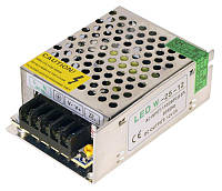 Блок питания 15w(1.25А) 12v для светодиодной  ленты Биом