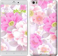 "Чехол на Xiaomi Mi Note Цвет яблони ""2225u-102-744"""