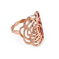 Кольцо CHANEL Rose ювелирная бижутерия покрытие золото 18к 750 проба