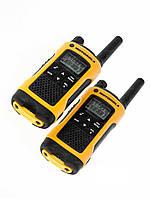 Радиостанция Motorola TLKR-T80EXT TWIN PACK & CHGRРадиостанция Motorola TLKR-T80EXT TWIN PACK & CHGR