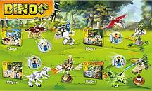 Конструктор Динозавры 77007