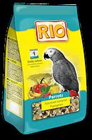 Корм РИО для крупных попугаев. Основной рацион. 25 кг