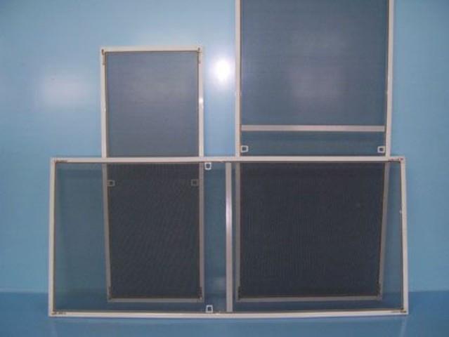 Москитные сетки на окна и двери от производителя, замер и установка бесплатно, изготовление в течении 2 часов!