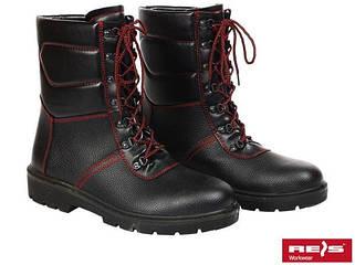 Ботинки рабочие утепленные зимные REIS Польша