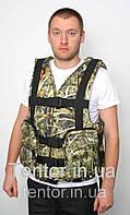 Страховочный жилет с карманами  от 100 -120 кг XXXL, фото 1