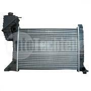 Радиатор охлаждения на MB Sprinter 2.3D 1995-2000 — Autotechteile — Att5018