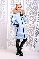 Пальто для девочки Модница