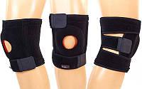 Наколенник-ортез колен.сустава открывающ. со спиральными ребрами жестк. (1шт) BC-0494 (регул)
