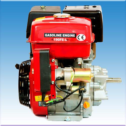 Двигатель бензиновый Weima WM190FE-L R(16 л.с пониж. редукт. электрост.)