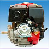 Двигатель бензиновый Weima WM190FE-L R(16 л.с пониж. редукт. электрост.), фото 6