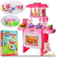 Детская кухня Interest kitchen WD-A22-B22 со звуком и светом