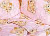 Постельное белье в детскую кроватку Розовые мишки спят