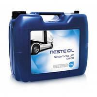 Масло моторное полусинтетическое Neste Turbo LXE 10W-30 20л