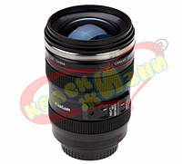 Чашка фотообъектив