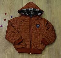 Куртка деми на мальчика от 3 до 6 лет, фото 1
