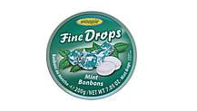 Леденцы Woogie Fine Drops Mint Bonbons (мятные) 200 г. Австрия