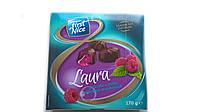 Конфеты Laura (Лаура) желе малиновое в шоколаде. 170г.