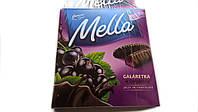 Конфеты Mella (Мелла) Шоколадные конфеты с черничной начинкой. 190г.