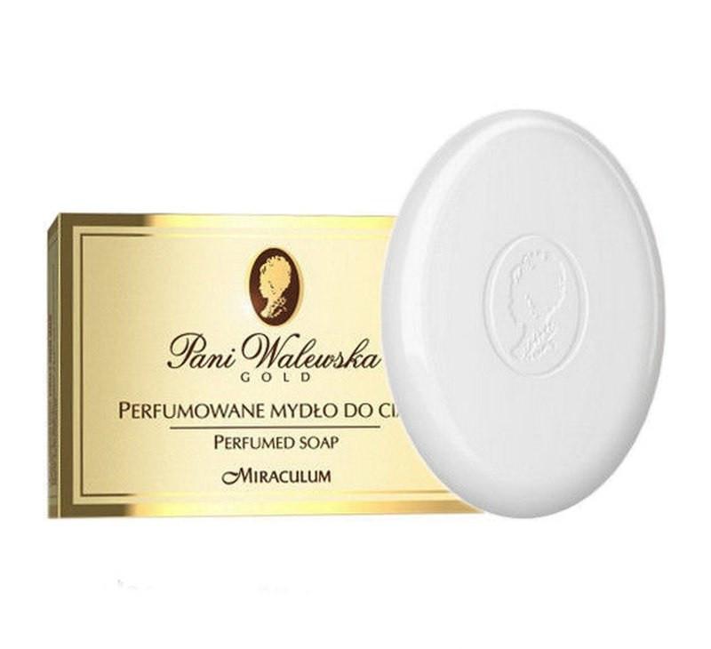 Крем-мыло парфюмированное Pani Walewska Gold
