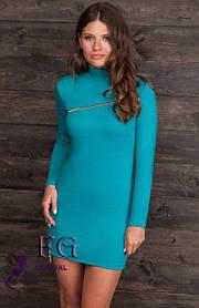 """Платье с длинным рукавом """"Glamour"""""""