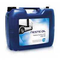Масло моторное синтетическое Neste Turbo LXE 10W-40 20л.