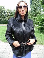 Куртка из натурального меха нутрии