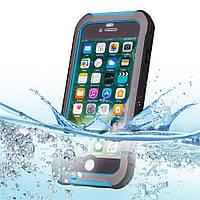 Чехол для iPhone 7/8 водонепроницаемый синий, фото 1