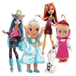 Куклы и сказочные герои