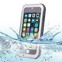 Водонепроницаемый чехол Bolish G747 серый для iPhone 7/8, фото 1