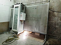 Пескоструйный станок б/у для стекла и зеркал