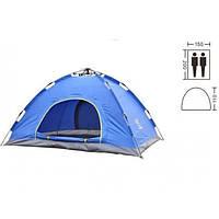 Палатка Автомат двухместная SY-A02-BL