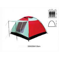 Палатка трехместная SY-019