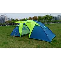 Палатка 6-ти местная Green Camp 1002