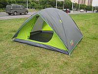Кемпинговая палатка Green Camp 1018 - 4-х местная