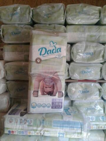 Подгузники Dada 4 maxi 7-18 кг 52 шт, цена 225 грн., купить в ... 5394efa0993